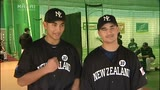Video for NZ U15 Baseball team off to Japan