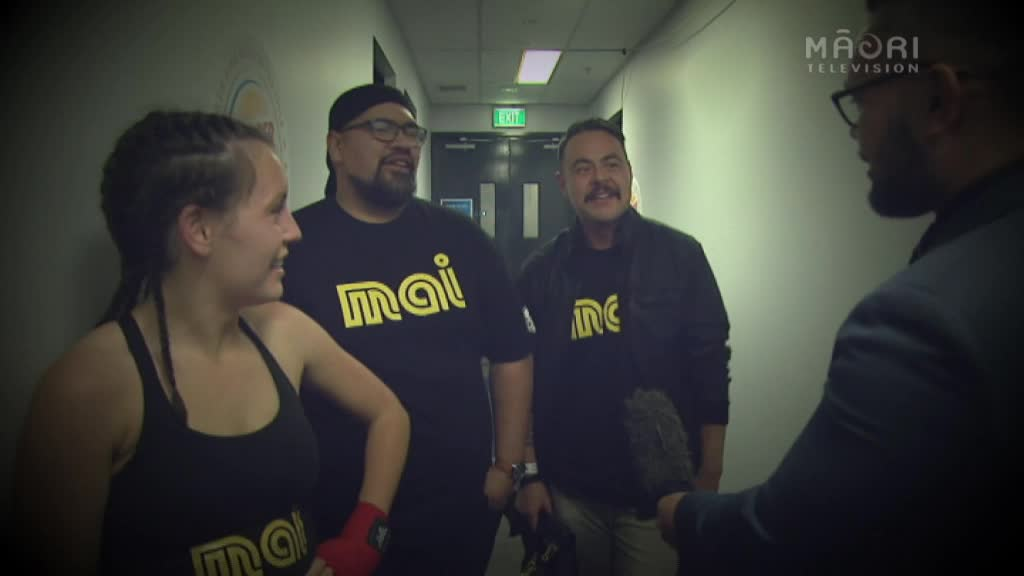 Video for Online extra - Mai Fm's Nate Nauer calls out Duncan Garner