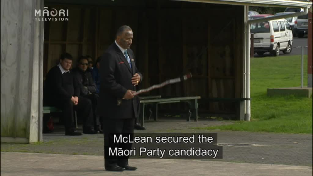 Video for McLean sets sights on general election
