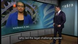 Video for Iwi leaders stance on Helen Clark