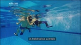 Video for No-cost dive course popular with youth