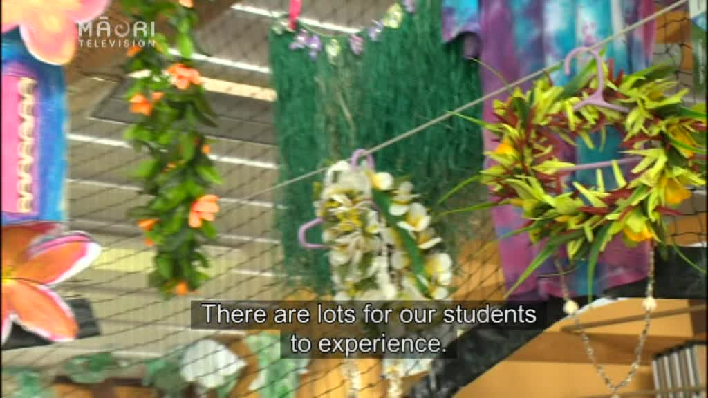 Video for History lessons for Hoani Waititi students in Rarotonga