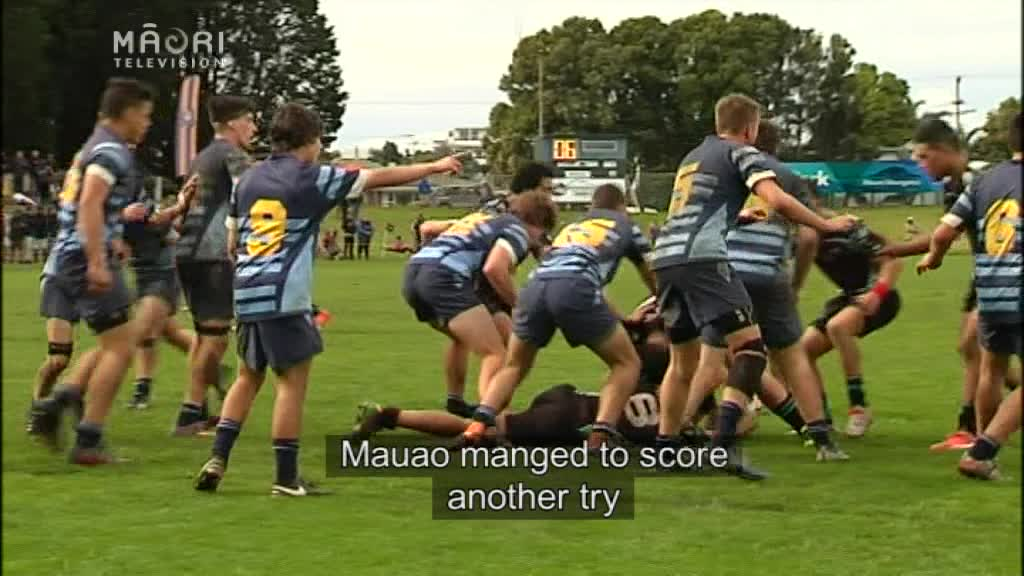 Video for Mauao dedicate their win to former team mate who passed away