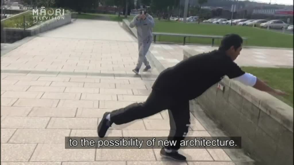 Video for Whangarei parkour enthusiasts hopeful for park funding