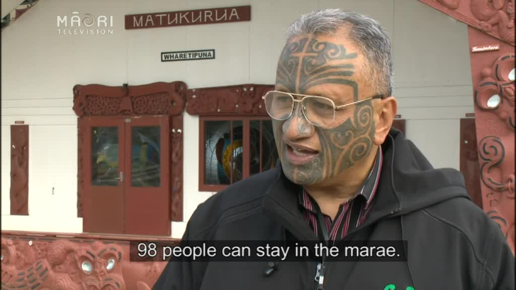 Video for Manurewa Marae opens doors to homeless 'for the community's sake'