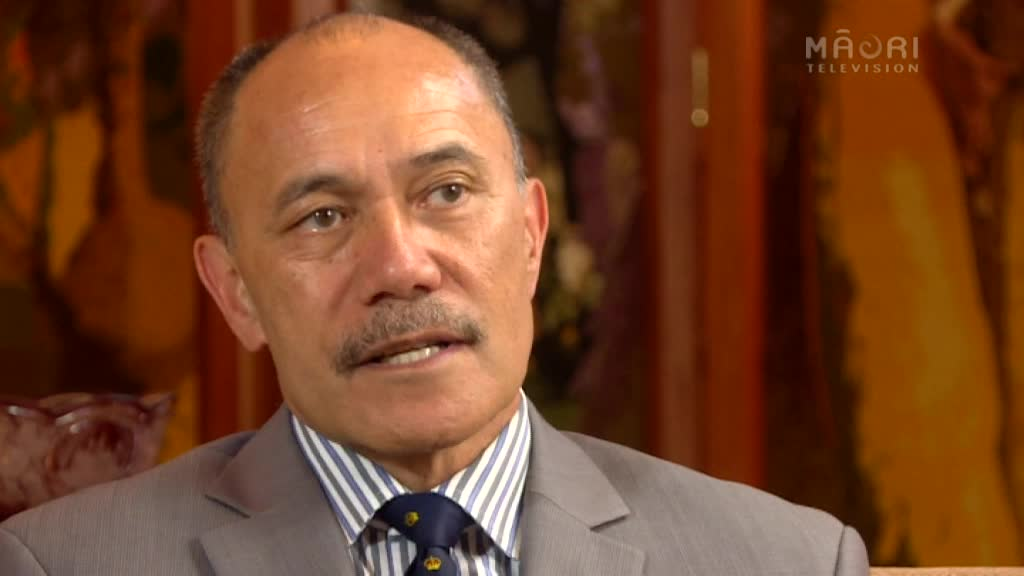 Video for Native Affairs - Extended interview with Sir Jerry Mateparae