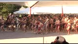 Video for Rangiriri ceremony descends on Turangawaewae marae