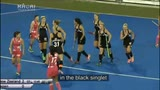 Video for Kayla Whitelock to bow out from hockey post-Olympics