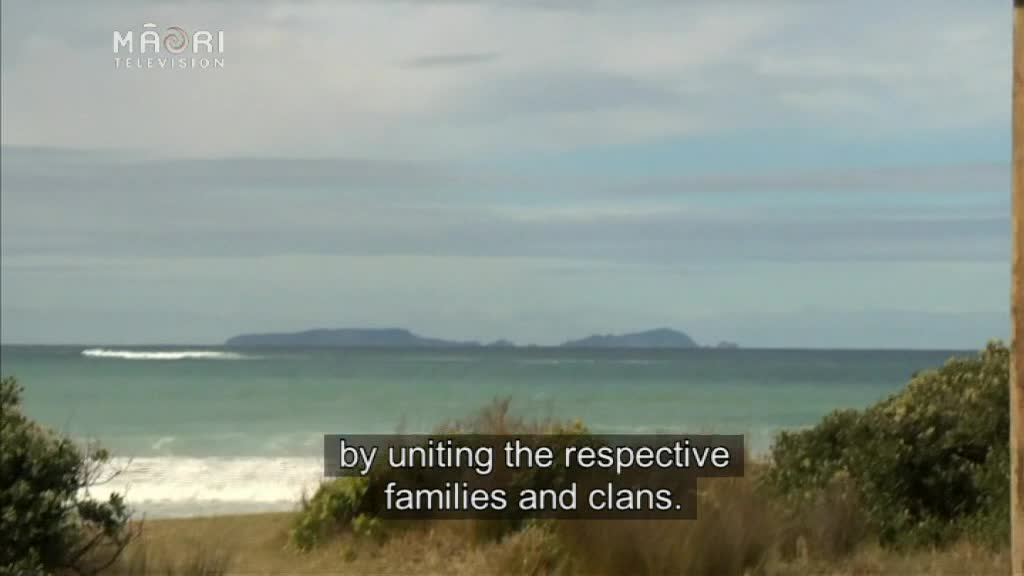 Video for Ngāti Wai erects pou to assert tribal fishing rights
