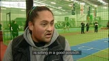 Video for Ngāpuhi cousins face off in Indoor Netball final
