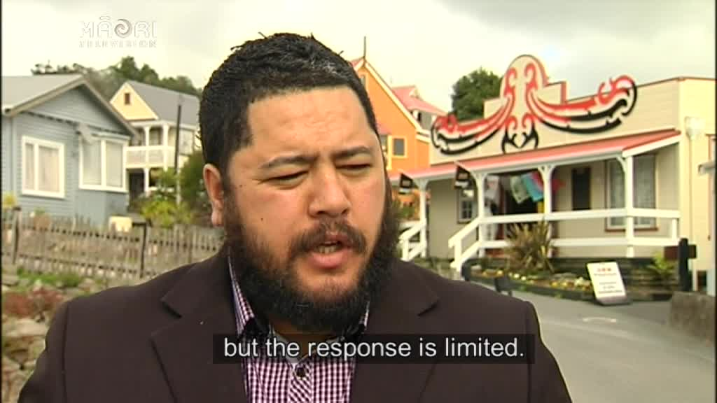 Video for Addiction among Māori on the rise