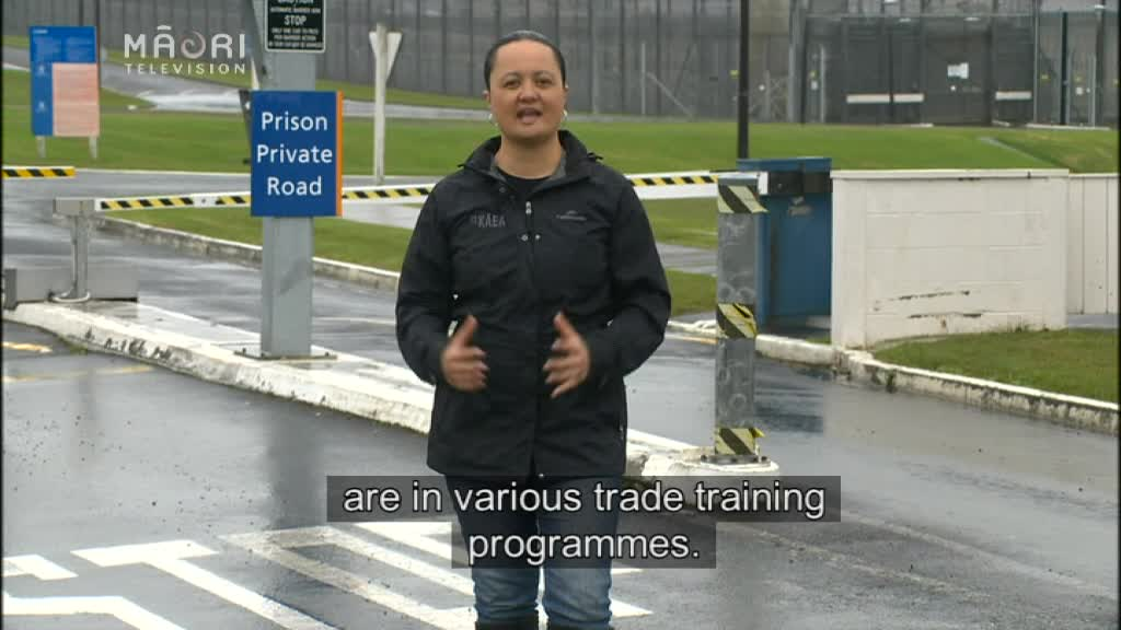 Video for Prison training scheme aims to secure jobs after jail