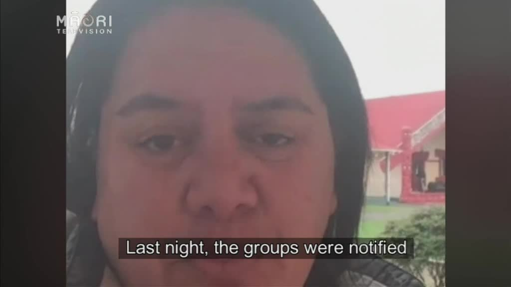 Video for Iwi groups disappointed Govt cancels final settlement readings