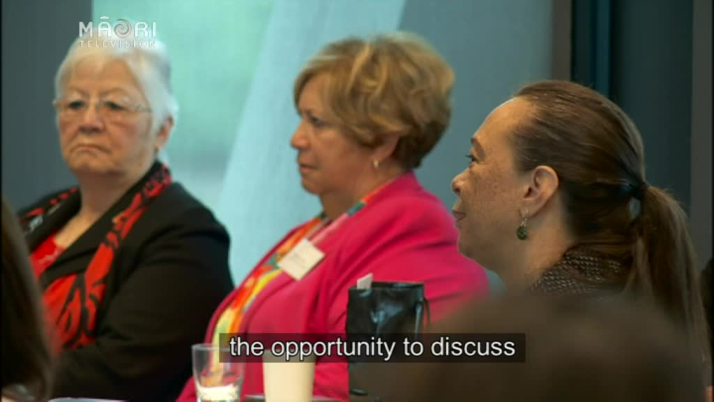 Video for Māori women leaders call on men to recognise their leadership