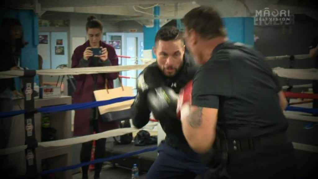 Video for Online extra - Russians comments disrespectful - Joseph Parker
