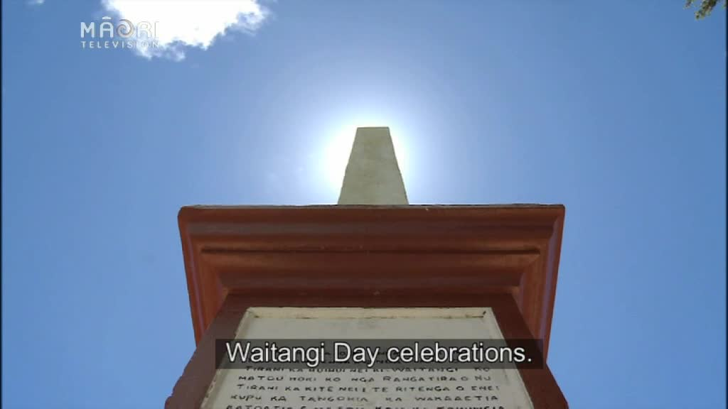 Video for Opposition against taking Waitangi celebrations away from Te Tii Marae