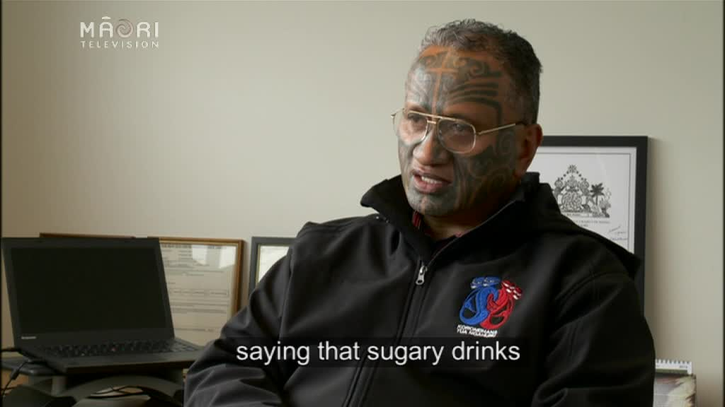 "Video for Hāpai Te Hauora gets behind ""No sugar drinks"" campaign"