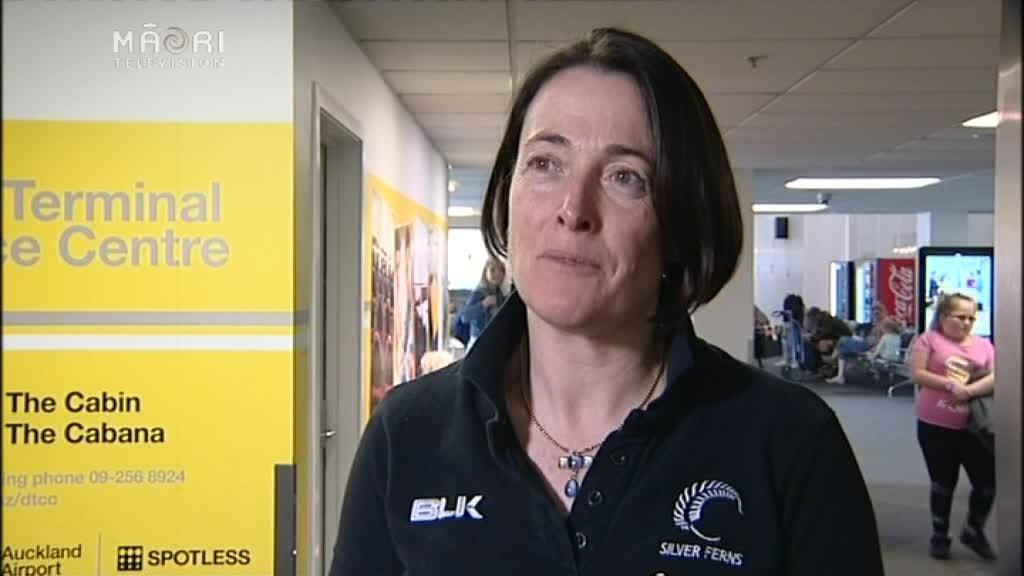 Video for Netball- Langman headed to Sunshine Coast