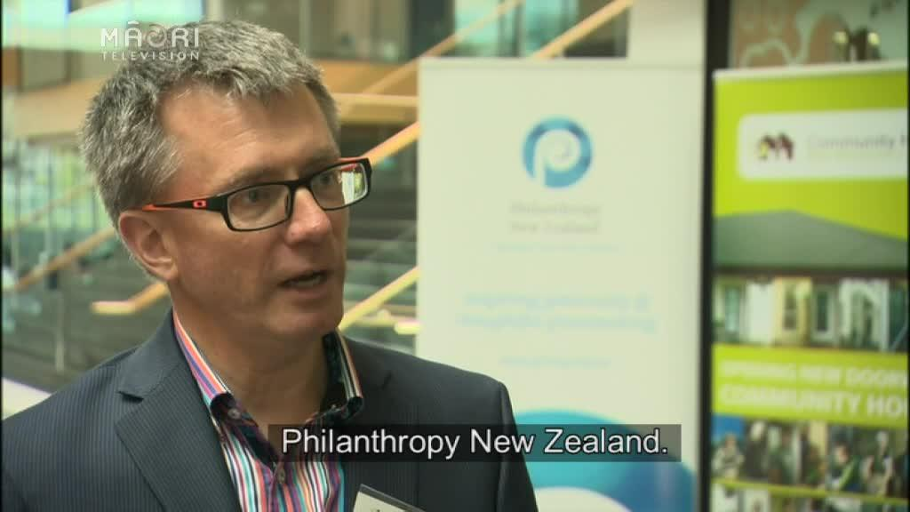 Video for Pairing wealth with providers to combat housing problem