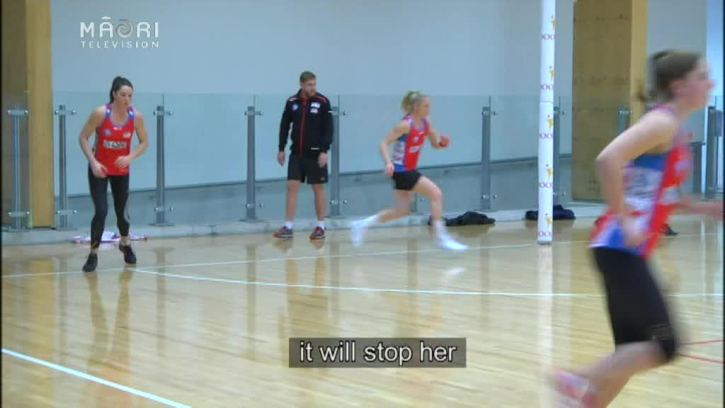 Video for Laura Langman reflects on her time with NZ Netball