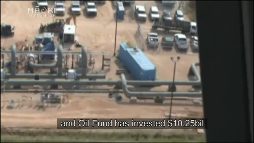 Video for Call for Norwegian companies to withdraw investments behind the Dakota Pipeline