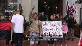 Video for Dakota pipeline haka rumbles U.S. embassy in Auckland