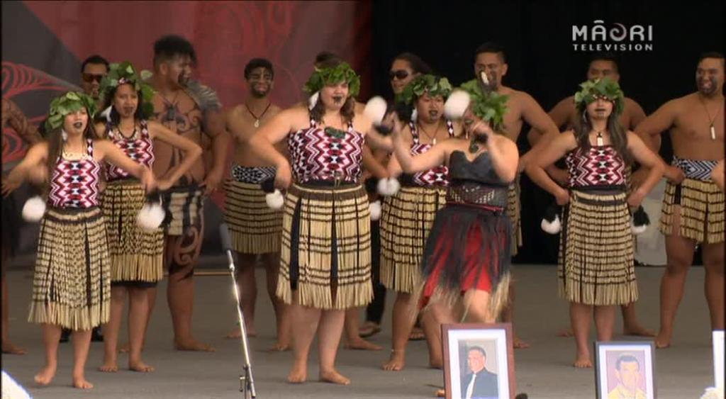 Video for ASB Polyfest 2016, Wesley and Waiuku Colleges, Series 1 Episode 22