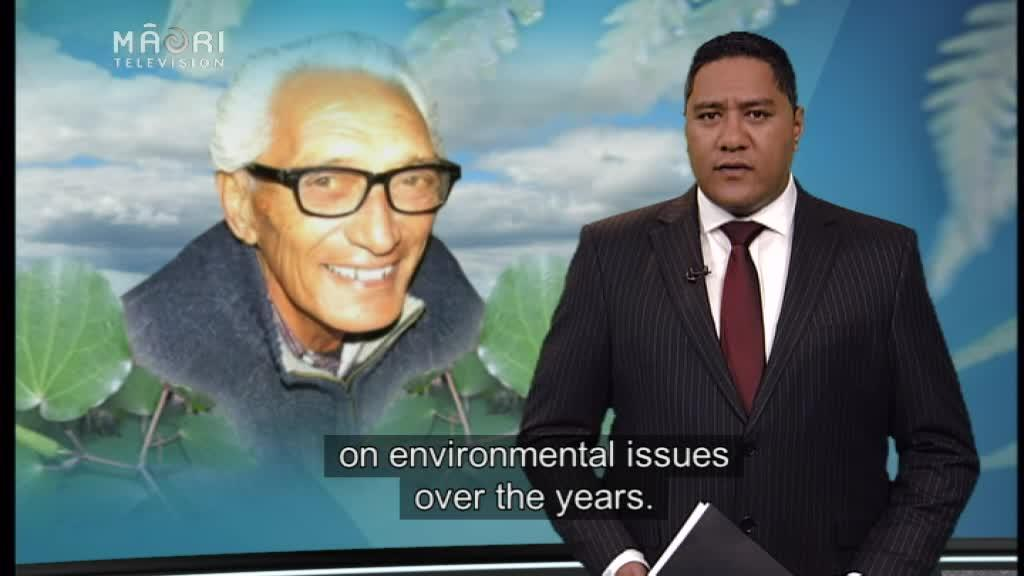 Video for Te Uru O Te Whetu Frederick Whata, QSM, passes away