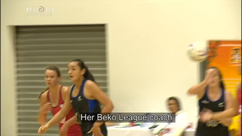Video for Former Silver Fern's daughter Metuarau joins Central Pulse