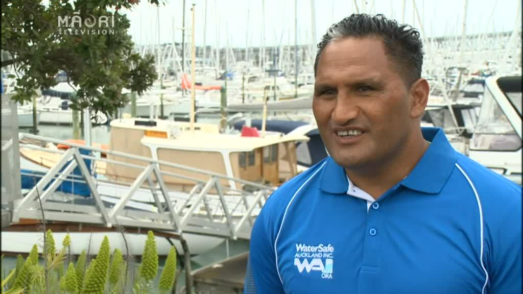 Video for WaterSafe Auckland Ceo encourages NZ to adopt Co2 inflatable life jackets