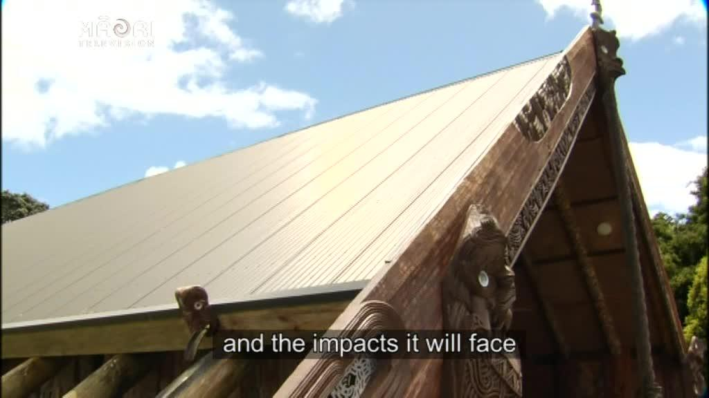 Video for Marae at risk of being demolished