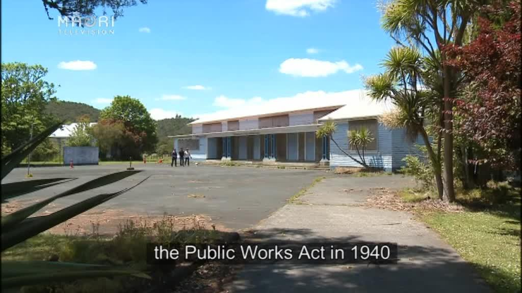 Video for Orauta School site returned to rightful owners