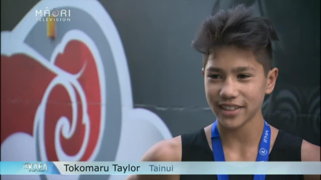 Video for Māori triplets rack up medals at IFMA Youth World Champs