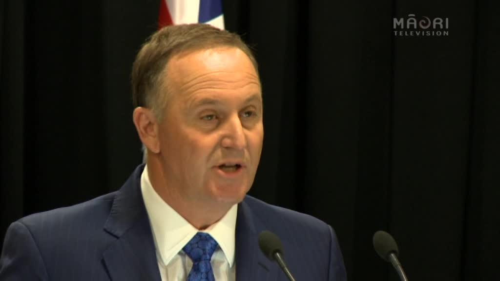 Video for John Key to step down as Prime Minister