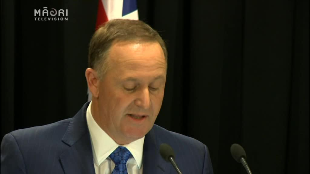 Video for John Key resigns – I have nothing left in the tank