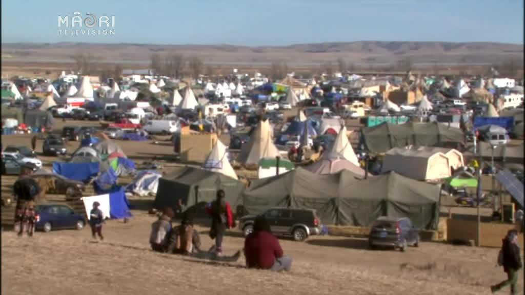 Video for DAPL denied access - What now for the Standing Rock Sioux Tribe?