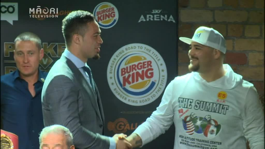 Video for Parker's mum anxious ahead of world title