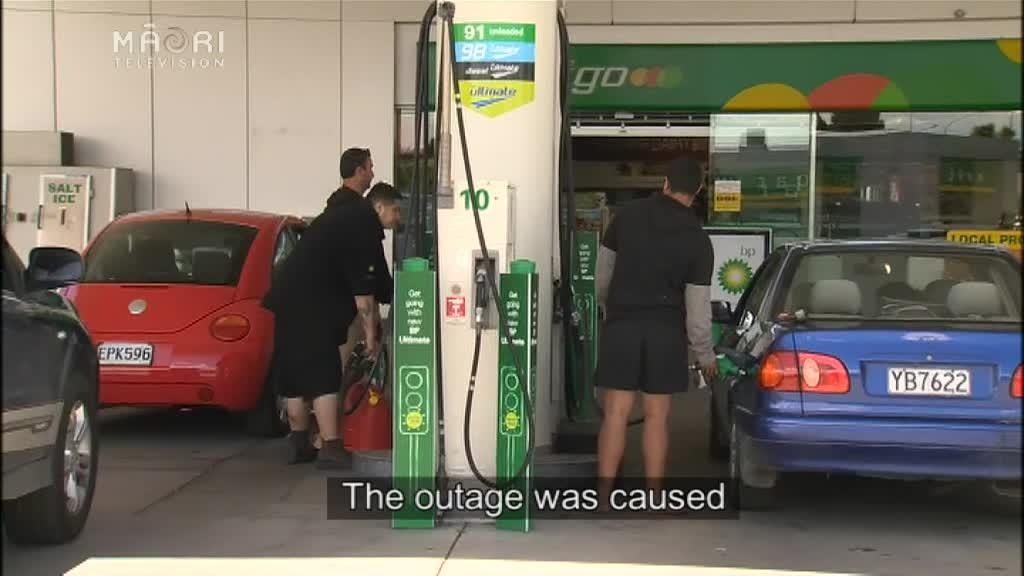 Video for Gisborne upbeat during power outage