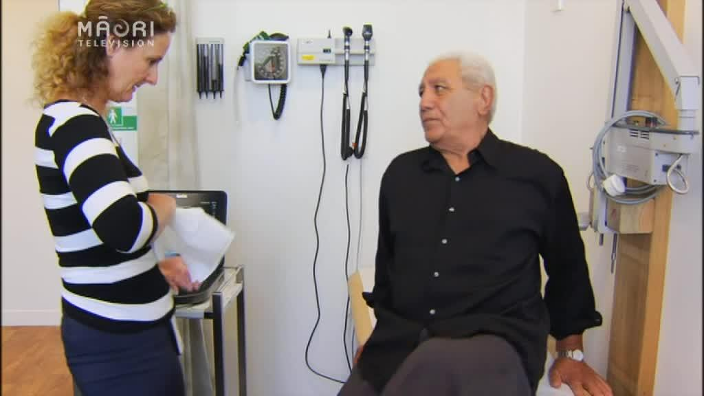 Video for Free AAA screening aimed to save Māori lives