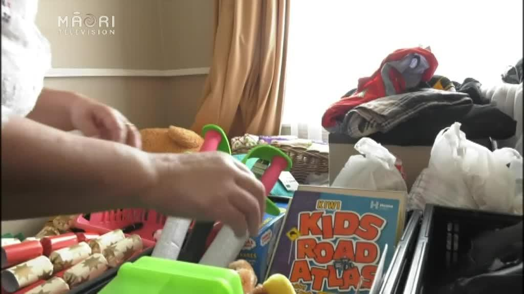 Video for Charity sees more families because of housing crisis