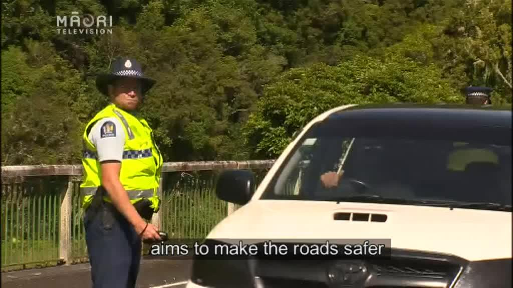 Video for Gisborne welcomes visitors with safety stop and free kai