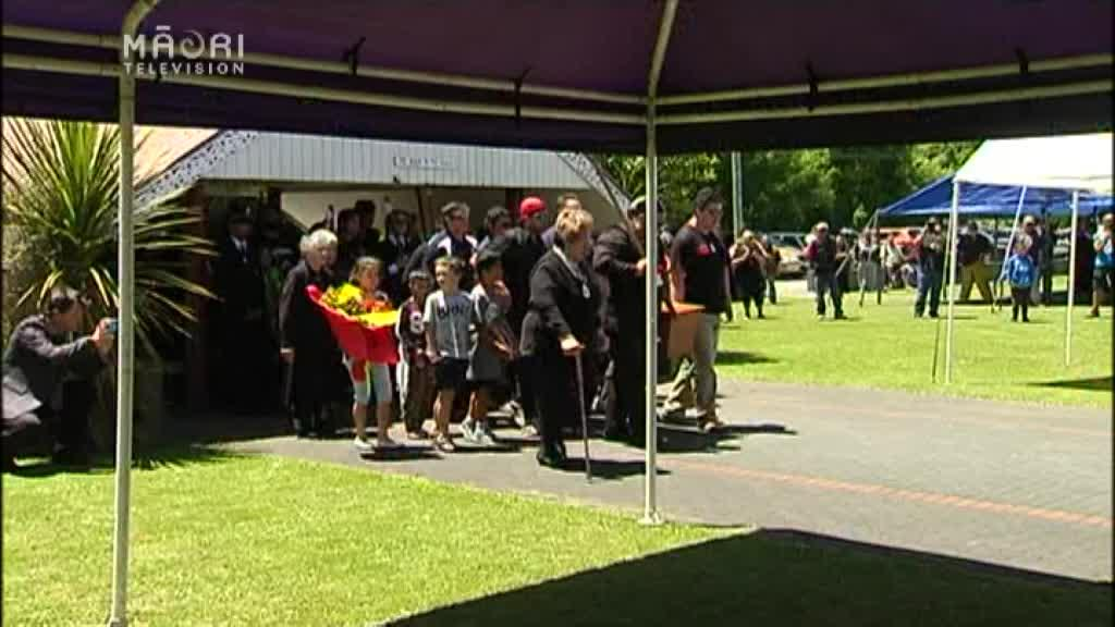 Video for Memory of the late Mita Mohi remembered at Māori Tennis Champs