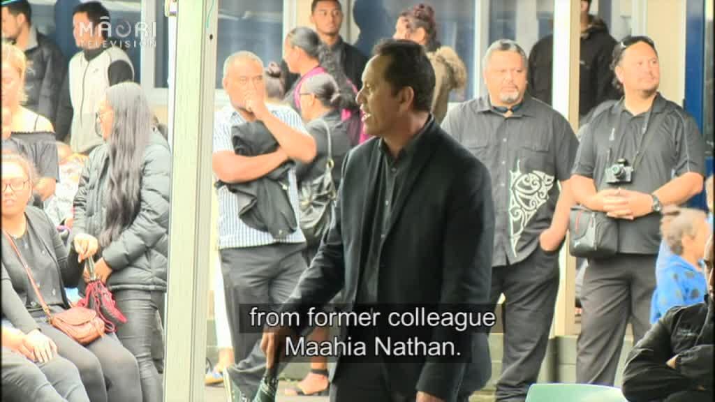 Video for Teacher did not dictate, but exemplified – Hammond Matua on the late George Pomana