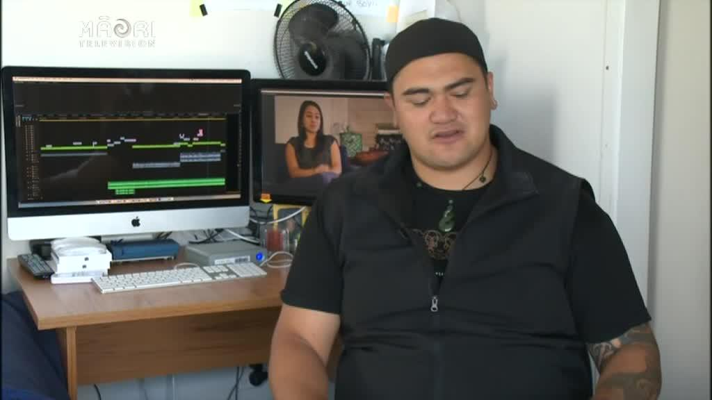 Video for Māori Film-Maker to study at Sundance Institute