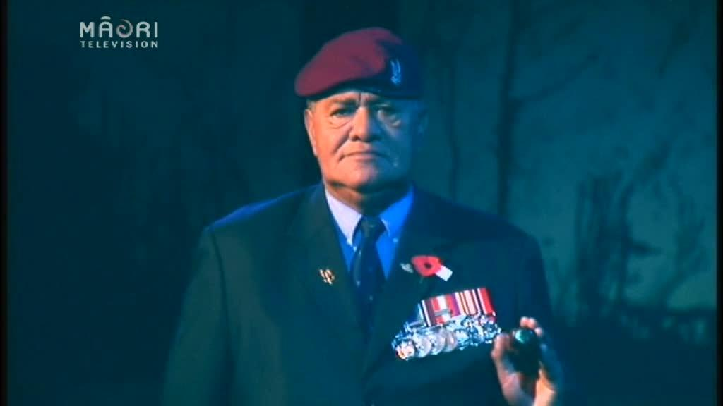 Video for Kingi Ihaka - Father, soldier, broadcaster and iwi leader