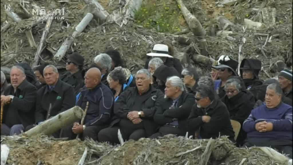 Video for Tauranga Moana commemorates the invasion of Te Irihanga