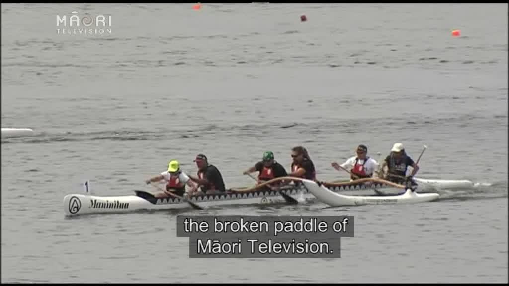 Video for First political race hits the water