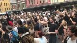 Video for Police and protestors clash at 'Invasion Day' rally