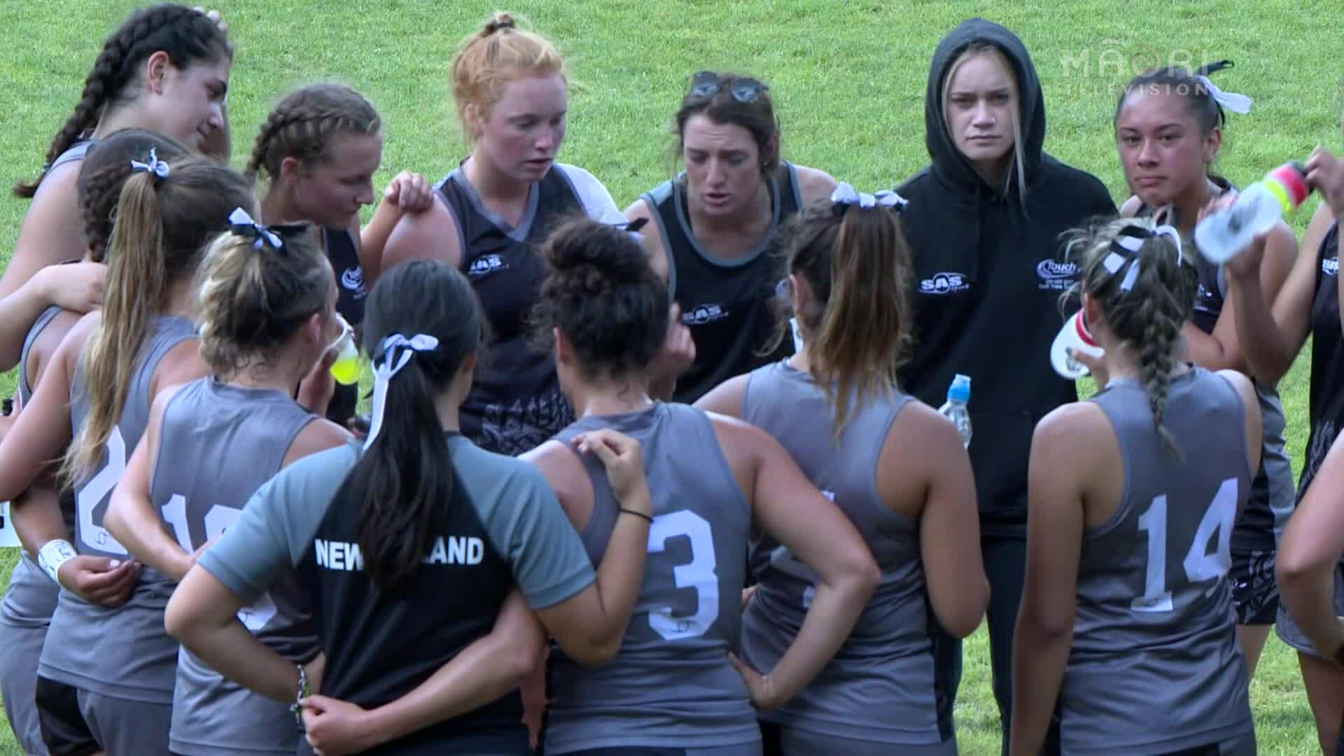 Video for Youth Trans-Tasman Touch 2017 - 20 Women, Match 3