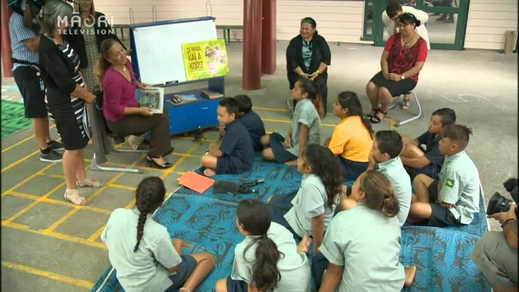 Video for Every child should learn Māori